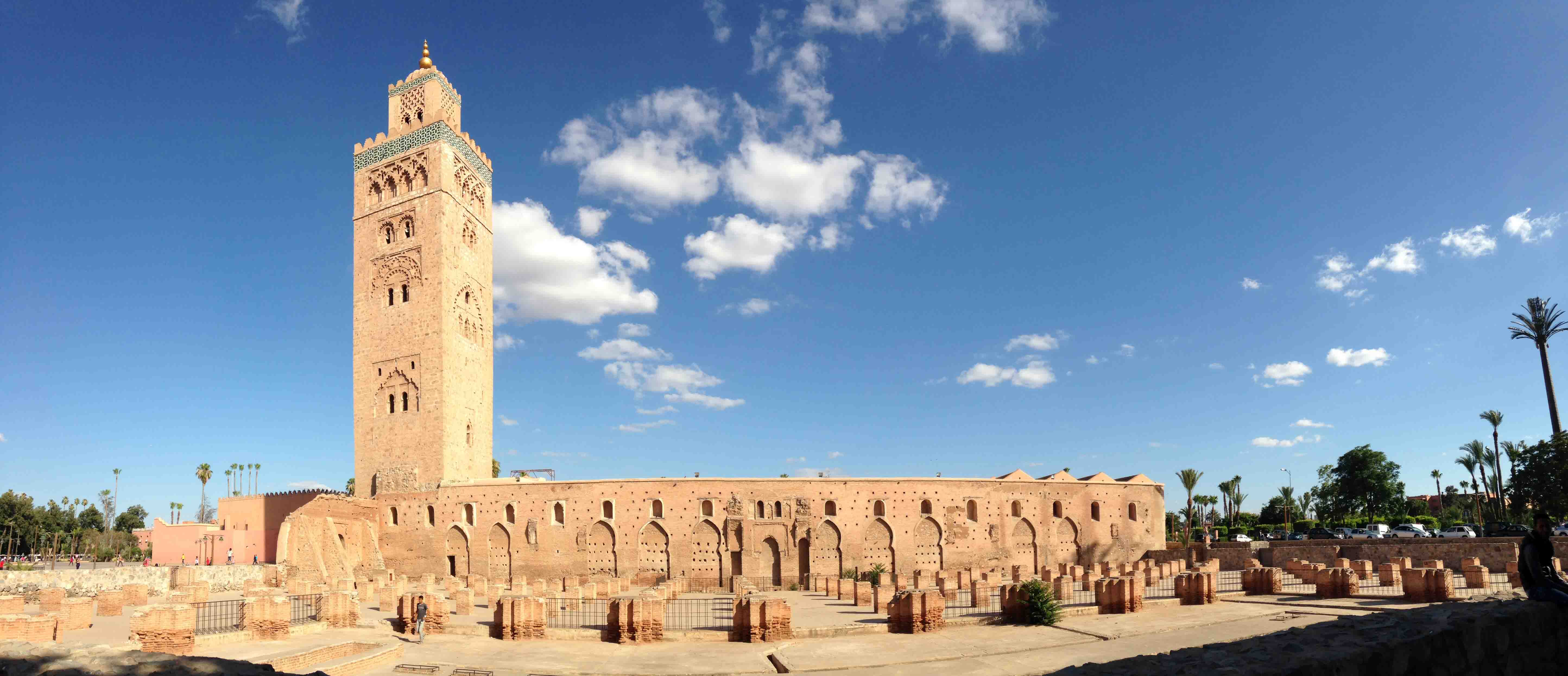 The most cultural landmarks of Morocco