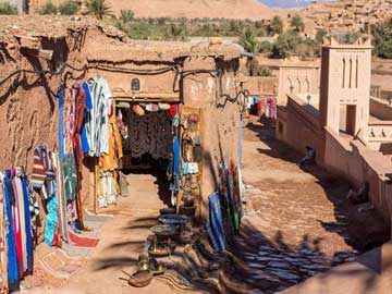 4 days from Ouarzazte to Erg Chigaga,travel to desert,travel agency morocco; Desert Morocco