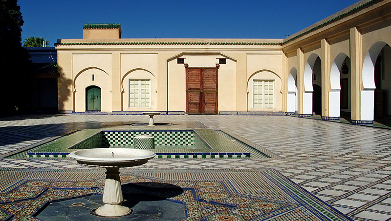 things to do in Fez-Batha Museum, Fes, Morocco