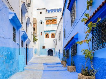Days Tour from Casablanca around Morocco