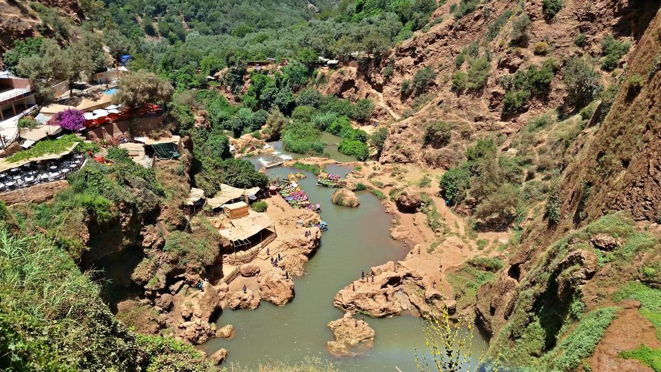 Best Things To Do in Marrakech,Day Excursion from Marrakech to Ouzoud Waterfalls