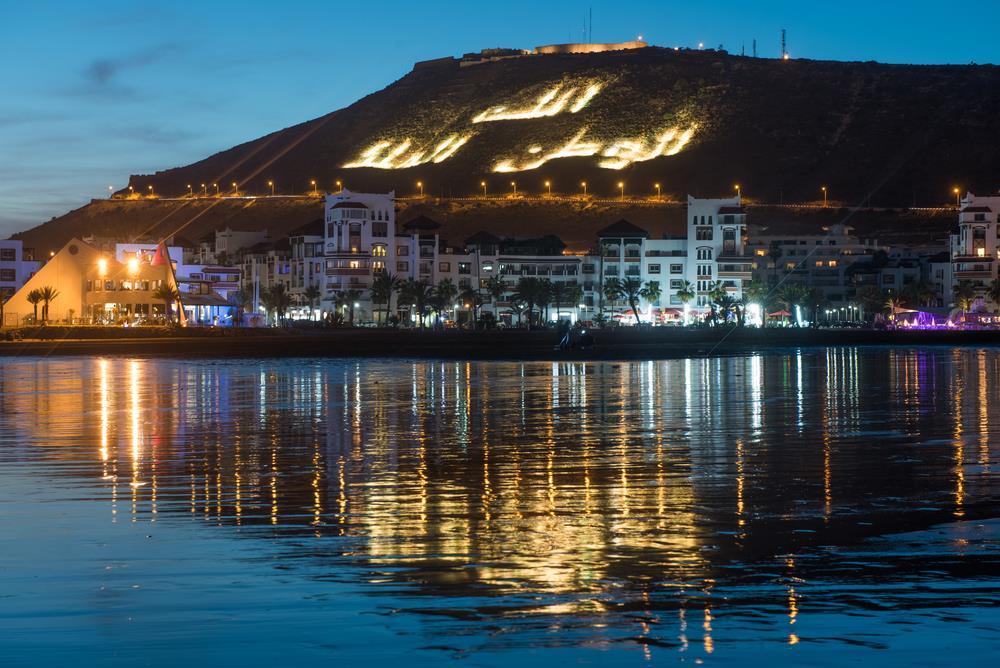 travel to morocco, visit Agadir