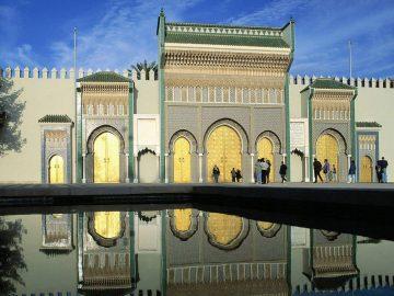 The Royal Palace fez