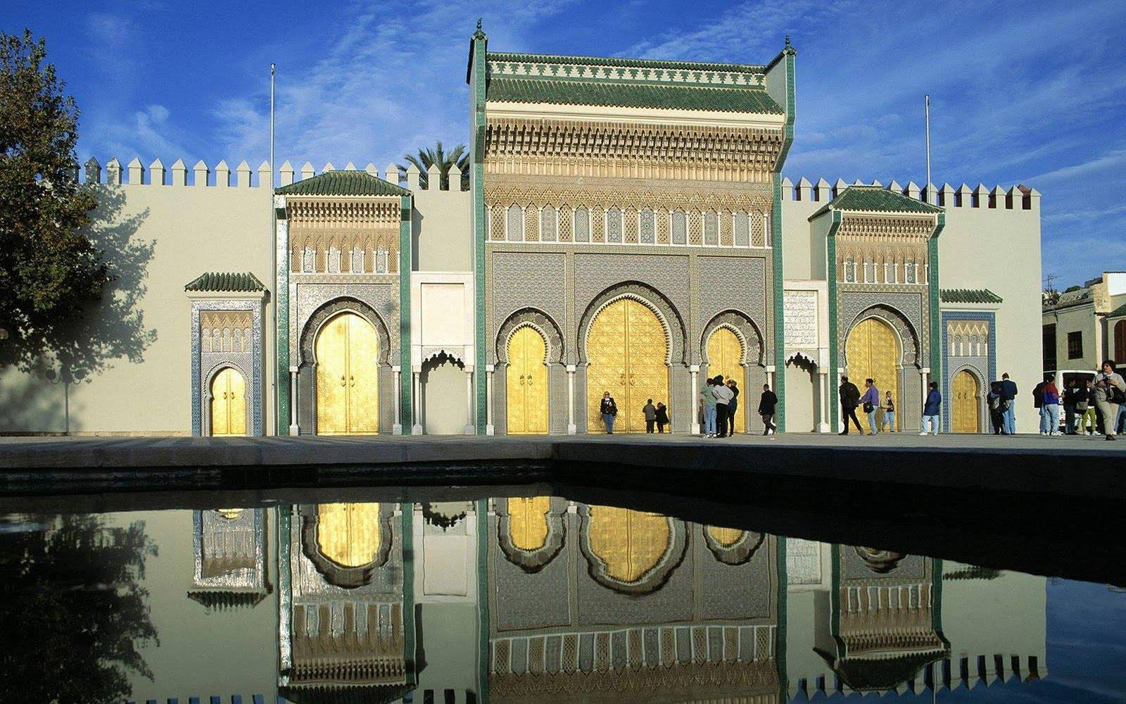 The best things to do and see in the cultural capital of Morocco Fez-The Royal Palace fez