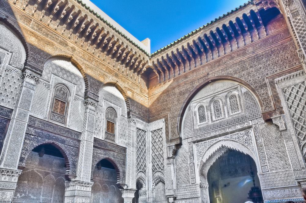 The best things to do and see in the cultural capital of Morocco Fez-Kairaouine Mosque