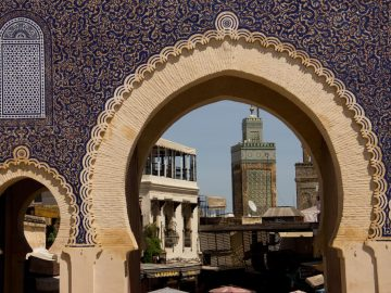 Best Things To Do in Marrakech,Travel to Sahara, Days from Marrakeck to Fes