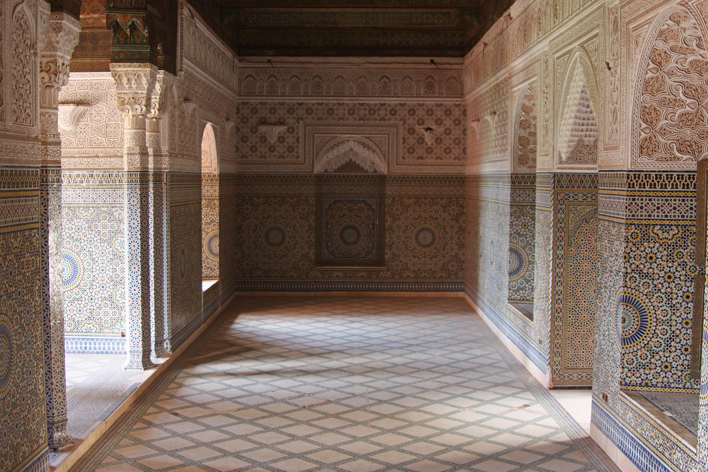 The Telouet Kasbah,days from marrakech to desert