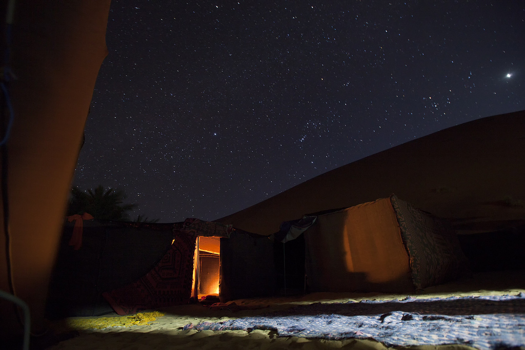 Night Desert Camp,days from marrakech to desert,New Year's Eve in Desert