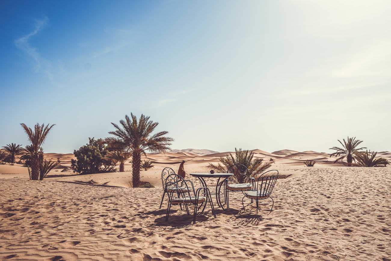 Night in Bivouac Desert Sahara: Merzouga - Erg ChebbiNight in Bivouac Desert Sahara: Merzouga - Erg Chebbi