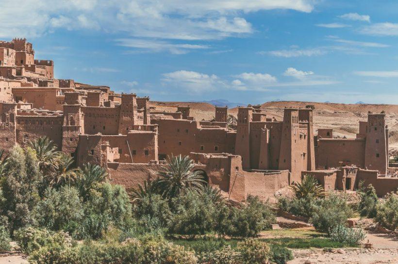 Ait Benhaddou Kasbah and Ouarzazate