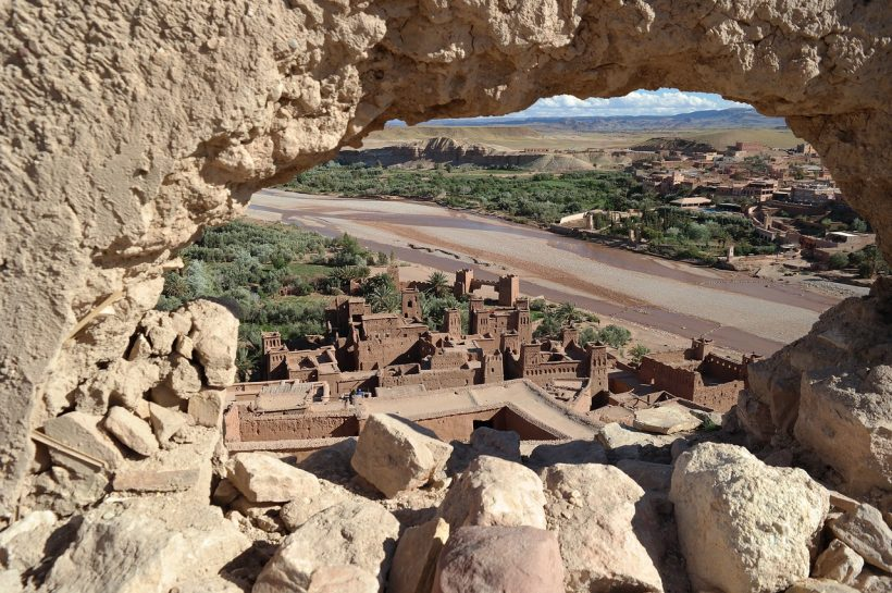 Ait Ben Haddou Kasbah, Ouarzazate,9 Days Tour from Casablanca around Morocco