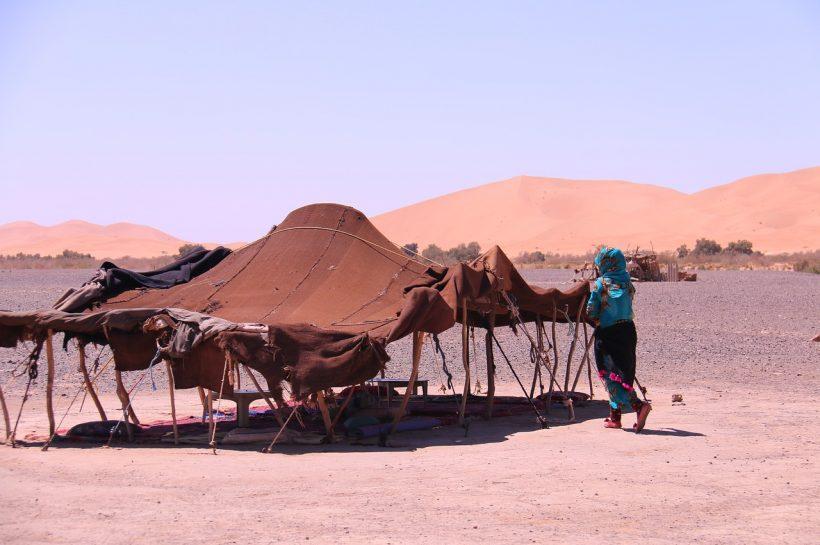 Desert Sahara Espace