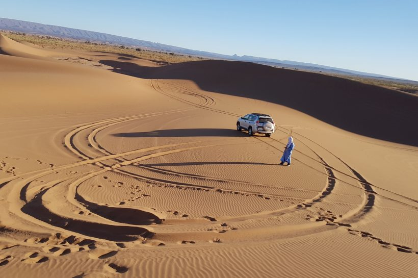 Traveling to South Morocco,3 days from marrakech to desert